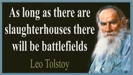 Animal Rights Quotes Cool 25 Quotesleo Tolstoy For Animal Rights  Epic Animal Quest