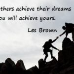 help others achieve their dreams
