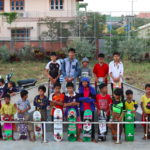 Skateboarding Oakland USA to Pailin Cambodia